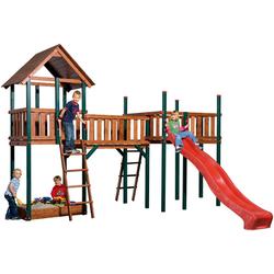 weka Spielturm Tarpan, BxTxH: 430x160x331 cm