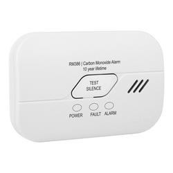 smartwares RM386 Kohlenmonoxid-Melder Rauchmelder