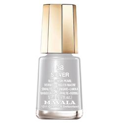 Mavala Nagellack 38 Silver 5 ml