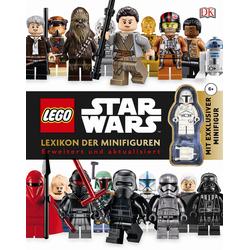 LEGO® Star Wars? Lexikon der Minifiguren