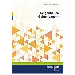 Geigenbauer / Geigenbauerin - Buch