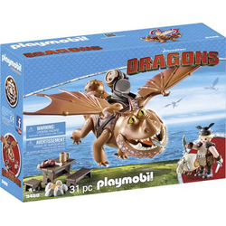 Playmobil® Dragons Fischbein und Fleischklops 9460