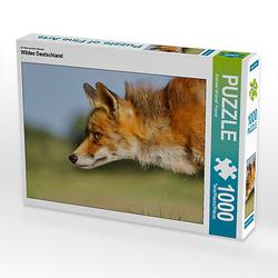 Wildes Deutschland Lege-Größe 64 x 48 cm Foto-Puzzle Bild von aFriend Puzzle