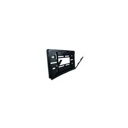 Kennzeichenhalter Schwarz für Kennzeichen 280 mm x 200 mm