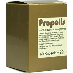 PROPOLIS KAPSELN 60 St.
