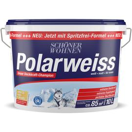 SCHÖNER WOHNEN Polarweiss 10 l matt