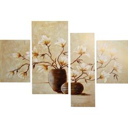 Bild RUMIN / Vase mit Magnolien
