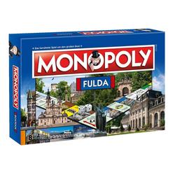 Winning Moves Spiel, Brettspiel Monopoly Fulda
