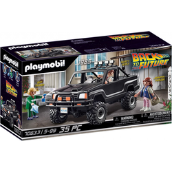 Playmobil Back to the Future Marty's Pick-up Truck, Playmobil
