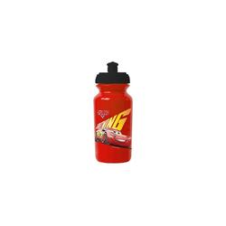 Disney Frozen Trinkflasche Fahrradtrinkflasche Frozen, 380 ml rot