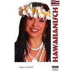 Hawaiianisch. Albert J. Schütz  - Buch