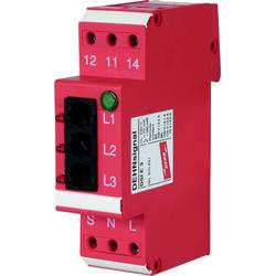 DEHN 910631 Fernmelde- und Empfangsmodul DEHNsignal E 3 Versorgungs- und Fernmeldemodul 1St.