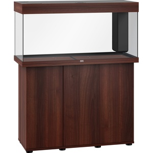 Juwel Aquarium-Kombination Rio LED SBX dunkles Holz 180 l