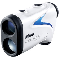 NIKON Laser Coolshot 40 Entfernungsmesser