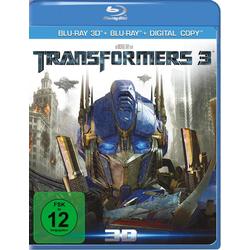 Transformers 3  (+ Blu-ray)