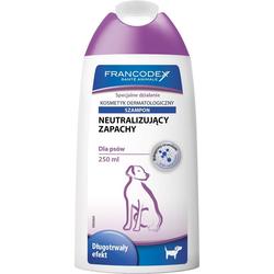FRANCODEX Shampoo für Hunde Geruchsentferner 250 ml