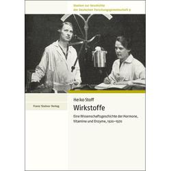 Wirkstoffe als Buch von Heiko Stoff