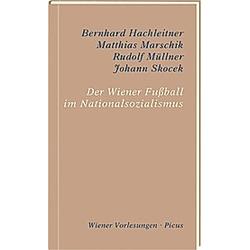 Der Wiener Fußball im Nationalsozialismus