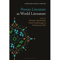Persian Literature as World Literature: eBook von