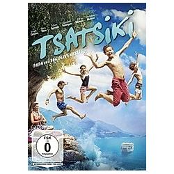 Tsatsiki - Papa und der Olivenkrieg - DVD  Filme