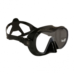 Apeks VX1 Black - Black - klares Glas - Maske