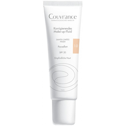 Avène Couvrance Korriegierendes Make-up-Fluid Porzellan