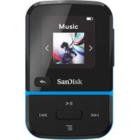 SanDisk Clip Sport Go 32GB Blue SDMX30-032G-E46B