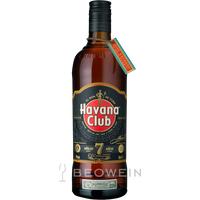 Havana Club 7 Jahre 40% Vol 0,7 l