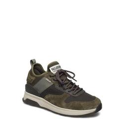 Palladium Ax_eon Army Niedrige Sneaker Grün PALLADIUM Grün 43,42,41