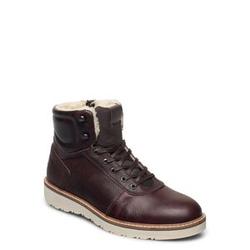 BJÖRN BORG Runo Hgh Fur M Shoes Boots Winter Boots Braun BJÖRN BORG Braun 41,46,45,43,42,44,40