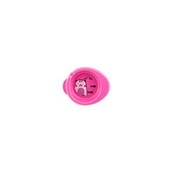 WARMHALTETELLER Warmy rosa chicco 1 St