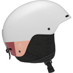 Salomon - Spell+ White - Damen Helme - Größe: M (56-59 cm)
