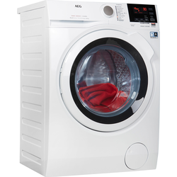 AEG Waschtrockner Serie 7000 LAVAMAT KOMBI L7WB65684, 8 kg / 4 kg, 1600 U/Min, Waschtrockner, 67660601-0 weiß weiß