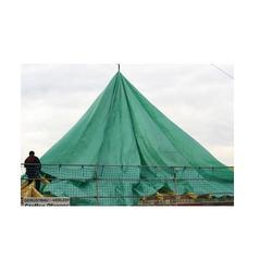 Not-Dach inkl. Hebemöglichkeit 16x18m