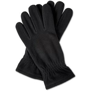 Tchibo - Microfleece-Handschuhe - Schwarz - Gr.: 7,5