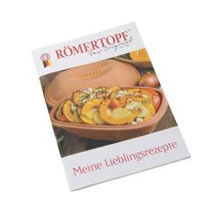 RÖMERTOPF Kochbuch MEINE LIEBLINGSREZEPTE