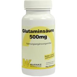 Glutaminsäure 500 mg Kapseln