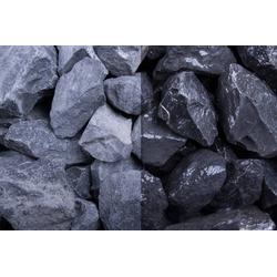Steinschlag Kalkstein Alpenstein SS -korrosion möglich-, 32-56, 500 kg Big Bag