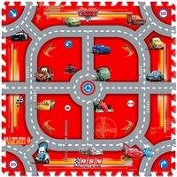 KNORRTOYS 21015 Puzzle Bodenpuzzle 17 Stück(e)