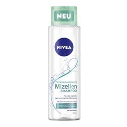Nivea Shampoo Tiefenreinigendes Mizellen Shampoo 400ml 3er Pack