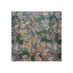 STAR Geschenkpapier, Geschenkpapier Tierfell / Jungle 70cm x 2m, Rolle