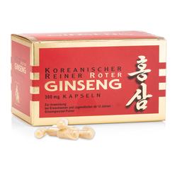 Koreanischer-Reiner-Roter-Ginseng-Kapseln