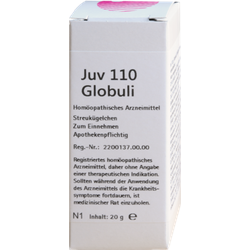 JUV 110 Globuli 20 g