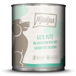 MjAMjAM - Hundefutter - gute Pute - 800 g