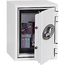 Phoenix Datenschutztresor DS2002E Weiß 470 x 470 x 600 mm