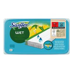 Bodentücher »Swiffer Wet« weiß, Swiffer, 20.5 cm