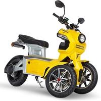 Doohan eGo2 1560 Watt 45 km/h gelb