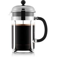 Bodum Chambord Kaffeebereiter 1,5 l chrom