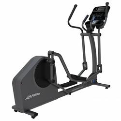 Life Fitness Crosstrainer E1 Track Connect deutsche Konsole