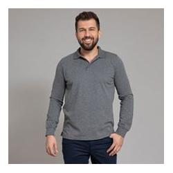 COMMANDER Poloshirt 1/1-Arm 3-Knopfleiste regular fit